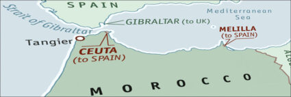 Marruecos: canal de entrada de emigrantes a España