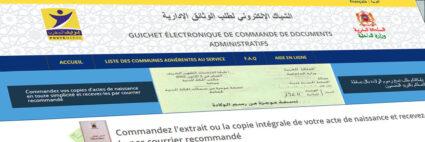Cómo solicitar online un certificado de nacimiento marroqui